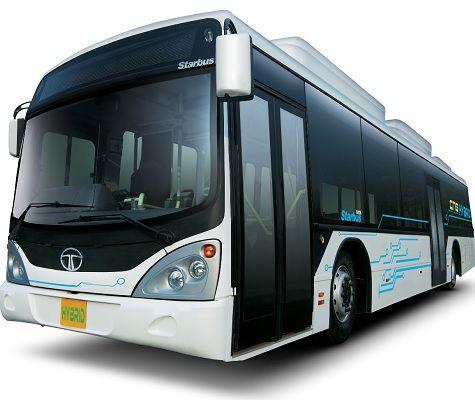 Rental bus service