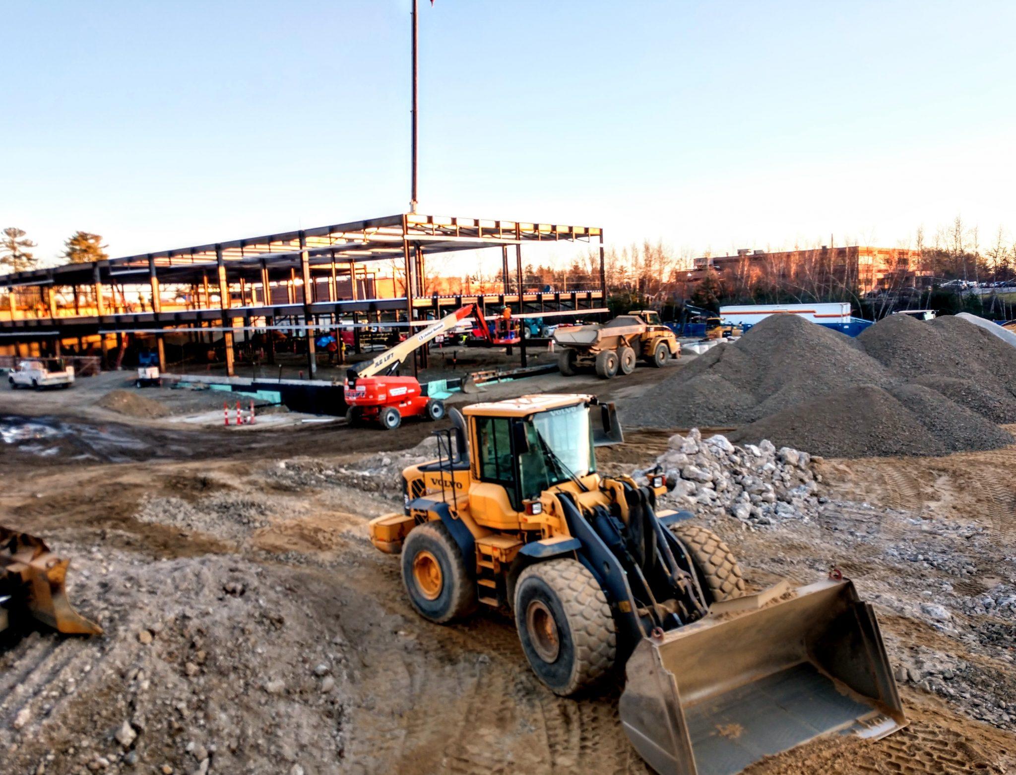 site development boston ma
