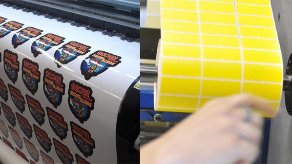 sticker printing Singapore