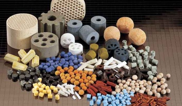 industrial catalyst?